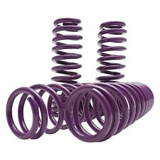 "For Honda Civic 16-18 D2 Racing 1.7"" x 1.9"" Front & Rear Lowering Coil Springs"