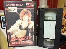 RAGAZZE IN AFFITTO SPA ( CARMEN RUSSO )# RARA VHS - KINEO VIDEO #