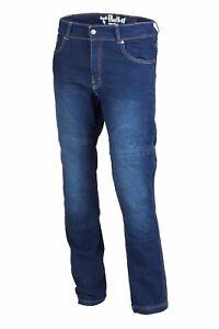 Bull-It Mens Flex SR4 Denim Jeans Blue Long 34/30W