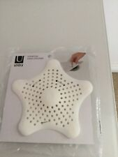 Umbra Starfish Hair Catcher BNIP Shower Plug Ladies Long Hair