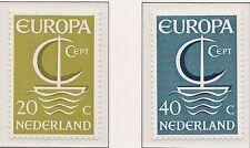 Nederland 868-869 Europa CEPT 1966