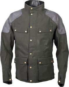 Scorpion Birmingham Jacket Green