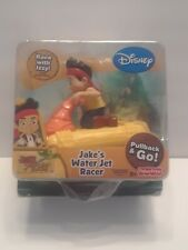 Disney Jake and the Never Land Pirates Jake's Water Jet Ages 3+ NIB Fisher Price