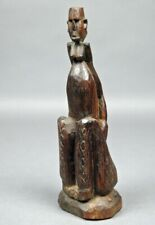 Old Pacific Is ATONI S CENTRAL TIMOR INDONESIA Wood Figure Carving Sculpture 3