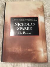The Rescue, Nicholas Sparks (2000) HC.1st Edition 1st Run Signed  Free Shipping