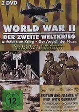DOPPEL-DVD - World War II - Der zweite Weltkrieg - Auftakt zum Krieg u.a.