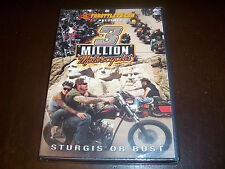 3 MILLION MOTORCYCLES Sturgis or Bust Motorcycle Rally ThrottleTV.com DVD NEW