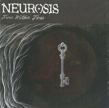 NEUROSIS FIRES WITHIN FIRES DOUBLE VINYL LP 45 RPM GATEFOLD NEW SEALED
