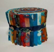 Batik Jelly Roll 18  2.5