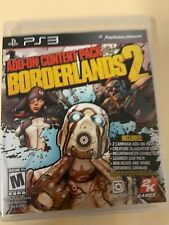 Borderlands 2: Add-On Content Pack (Sony PlayStation 3, 2013)