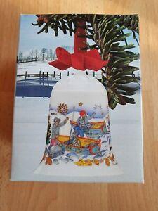 HUTSCHENREUTHER - Weihnachtsglocke 1984 *OVP* Neuwertig, nie benutzt