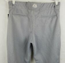 NWT Youth Baseball Pants XL Gray (actual 32x26)