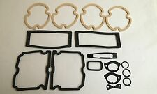 1971 1972 Chevelle Paint Gasket Seal Kit SS Tail Light Parking Lens Door Handle