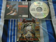 Exhorder ‎– Slaughter In The Vatican CD ORG First Press Signed - Kyle Thomas