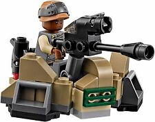 LEGO STAR WARS 75165 ROGUE ONE 8 BASE CANON + REBEL TROOPER NEUF