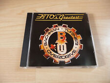 CD Bachman Turner Overdrive - BTO`s Greatest - 12 Songs