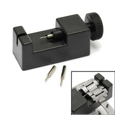 Watch Repair Tool Link Pin Remover Band Adjuster With 2Pcs Extra Pins
