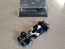 New listing Minichamps 403060079 Williams Formula1 show car 2006 Blue 1/43 mint in box .