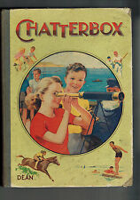 CHATTERBOX ANNUAL 1950s Telescope cover