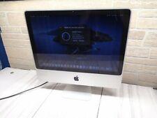 "APPLE iMac 20"" AIO C2D 2.26GHz 4GB 160GB HDD MAC OS 10.15 Catalina WEBCAM"