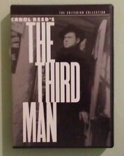 the criterion collection The Third Man Dvd includes insert