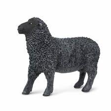 Safari Ltd. Black Sheep Farmlife Figure Toy 162229 New Free Ship