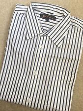 Ben Sherman Men's Striped Long Sleeve Casual Shirts & Tops ,no Multipack