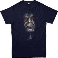 Star Wars T-Shirt, Emperor Palpatine Villian Gift Unisex Adult & Kids Tee Top