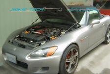 sokietech Black Strut Shock Lift Support Hood Damper fit for Honda S2000 AP1 AP2