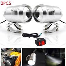 U2 30W CREE LED HeadLight DRL Spotlight Fog Light For Motorcycle & Mountain Bike
