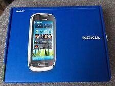 Nokia c7-00 - 8gb-charcoal Negro (sin bloqueo SIM), Smartphone nuevo!!! 100% original!