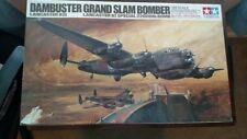 TAMIYA  # 61021 DAMBUSTER  Grand Slam Bomber 1/48 Scale Lancaster BI Special
