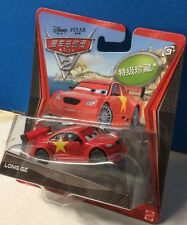 "Disney Pixar Cars "" LONG GE"" CHINA EXCLUSIVE, Super CHASE , MEGA RARE! MIBP"