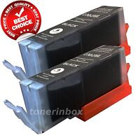 2 Pk New PGI270XL PGI-270 XL Ink Cartridge For Canon PIXMA MG6820 MG6821 MG6822