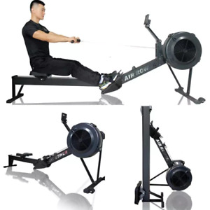 Indoor Air Rowing Machine Concept2 with PM5 Monitor Adjustable Level Resistance