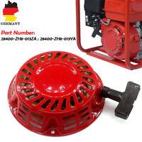 Recoil Seilzugstarter für Honda Motor GX120 GX160 GX200 4 / 5,5 / 6,5 PS Motoren