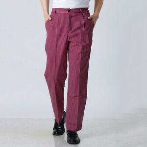 Chef Pants Lightweight Patterned Baggy Men's Soft Kitchen Cooking Trousers