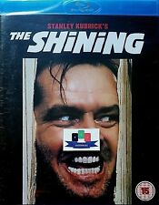 The Shining (Jack Nicholson) Blu-Ray 2008 New And Sealed