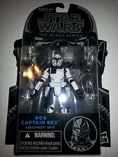 STAR WARS BLACK SERIES: CLONE CAPTAIN REX  - #09