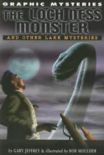 The Loch Ness Monster and Other Lake Monsters (Graphic Mysteries)