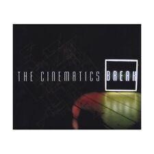 CDS THE CINEMATICS BREAK 016581609228
