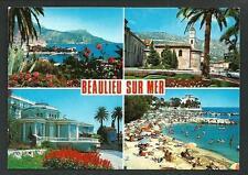 Beaulieu sur Mer - cartolina non viaggiata - anni '80