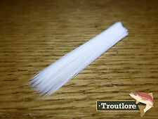 MAYFLY TRUE TAILS WHITE - NEW FLY TYING MATERIALS