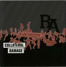 Rude Awakening Collaterall Damage - White Vinyl vinyl LP album record USA