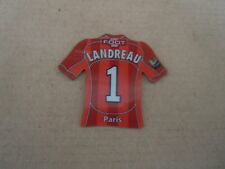 Magnet football  Just Foot 2008 - Paris - Landreau