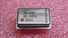 Quarzoszillator 50MHz