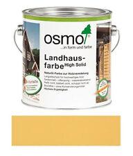 Osmo Landhausfarbe Sonnengelb 0,75 l TOP NEUWARE