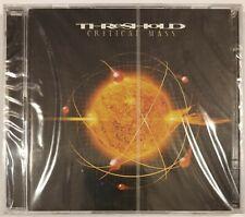 THRESHOLD - CRITICAL MASS ( Ltd. Edit. 2CD,  Inside Out 2002 ) Prog Metal*Sealed
