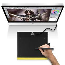 Huion 680TF Digital USB Arte Gráfica Gráficos Tableros Dibujo Tableta Bolígrafo
