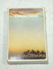 "Vintage 1970's  Pan Am Playing Cards ""Hawaii"""